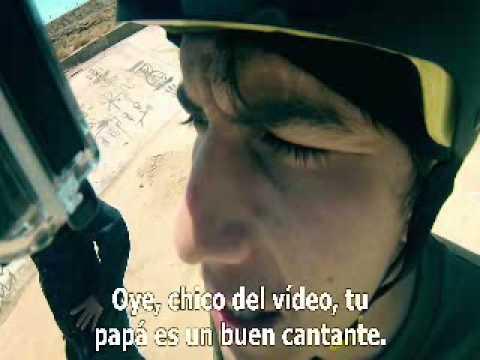 VHS viral Escena Skates en Tijuana