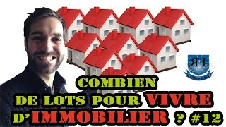 Combien d'appartements pour vivre de l'immobilier locatif ? #12