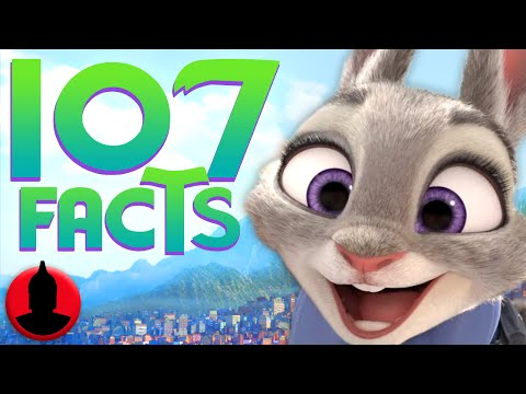 watch 107 Zootopia Facts YOU Should Know - (ToonedUp #124) | ChannelFrederator