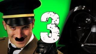 Epic Rap Battles of History - Behind the Scenes - Hitler vs Vader 3