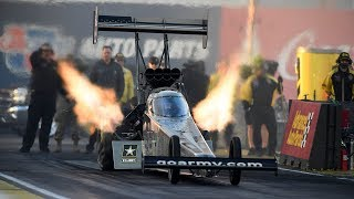 Tony Schumacher sets the national speed record