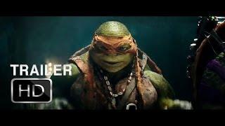 As Tartarugas Ninja - Trailer #2 Dublado - HD