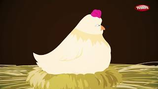 Moral Stories in Hindi For Children | The Hen That Laid Golden Eggs Story in Hindi | Kids Stories