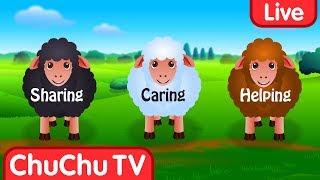 ChuChu TV Classics - Popular Nursery Rhymes & Songs For Kids - Live Stream