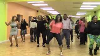 Big Thang 4 Big Girls Line Dance