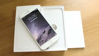 iPhone 6 Plus unboxing and first look