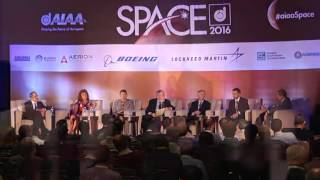 Next Stop Mars - AIAA SPACE 2016 Conference - Full Video