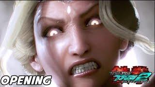 Tekken Tag Tournament 2 - Opening Movie