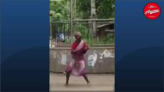Whatsapp Funny Videos -Try Not To Laugh - Indian Funny Videos .women dance on road most funny video