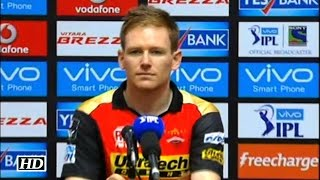 IPL 9 MI vs SRH: Morgan Reacts On Hyderabad Win Over Mumbai
