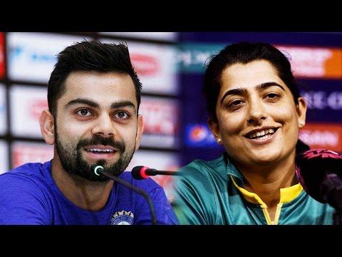 Xxx Mp4 Virat Kohli Most Popular Among Pakistan Women Cricket Team 3gp Sex