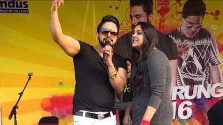 Mombatiye - Zohaib Amjad live performance - Biggest Punjabi Song 2016
