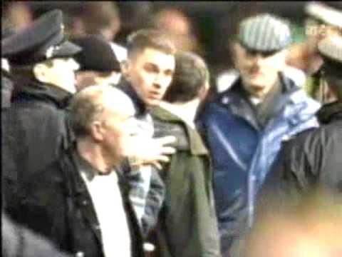 IRL v ENG 1995 No3 20 Moments That shook Irish Sport