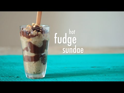 Xxx Mp4 VEGAN HOT FUDGE SUNDAE Hot For Food 3gp Sex