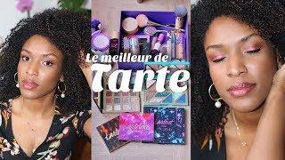 TARTE COSMETICS Full Face • Revue, Favoris, Swatches & Maquillage Complet de Printemps ~ Ursula
