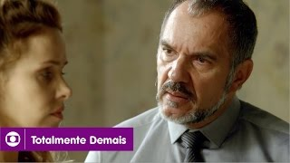 Totalmente Demais: capítulo 104 da novela, terça, 8 de março na Globo
