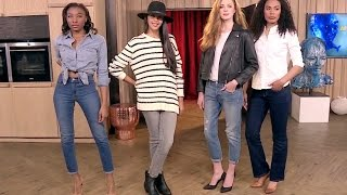Afternoon Express celebrates denim with Levis | 13 AUG 2015