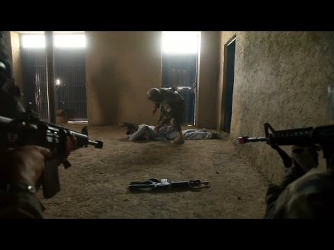 Exclusive: Where Afghan Soldiers Train; Training with Afghanistan's elite commandos