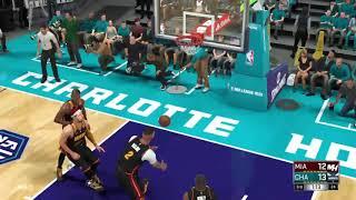 2021-2022 Heat vs Hornets