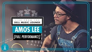 Amos Lee [Full LIVE Performance + Interview] | Austin City Limits Radio