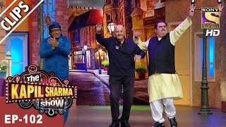 Kapil Welcomes Bollywood