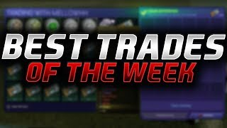 My BEST Trades of The Week! EP.2 | EASY PROFIT! | Rocket League Trading
