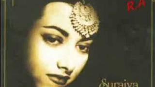 Film Naach 1949 Jo tum badle jahan badla nazar badli zamane ki Singer:Suraiya