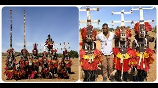 Live. Love. Africa: The Dogon Masked Dance Ceremony