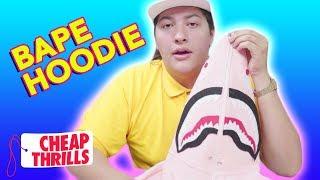 D.I.Y. Bape Hoodie | Cheap Thrills