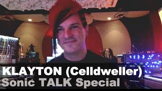 Sonic TALK Klayton (Celldweller) Interview