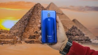 Sico Nile X | أول هاتف أندرويد صنع في مصر