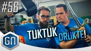 Met de Tuktuk naar BELGIË en Amsterdam Comic Con! | GamersNET VLOG #56