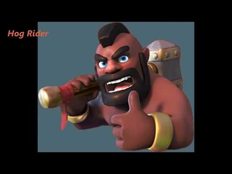 Xxx Mp4 Movie Clash Of Clans 2017 Troops And Their Real Life Resemblance FUNNY HD 3gp Sex