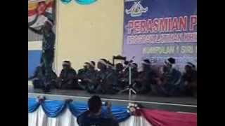 Dikir Barat PLKN Padang Kacong 2013