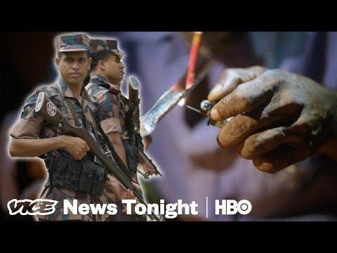 Xxx Mp4 Bangladesh S War On Drugs May Be Covering Extrajudicial Killings HBO 3gp Sex