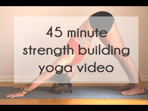 Xxx Mp4 45 Minute Yoga Video For Strength 3gp Sex