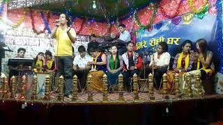 Rodhi Ghar Performance ,Tilak Bhattarai ..Timlai Aftyaro Parna Pani Sakchha ; From Mirmire Rodh