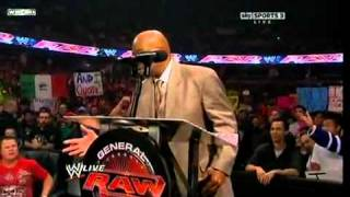 WWE RAW 18/10/2010 Part 1/8