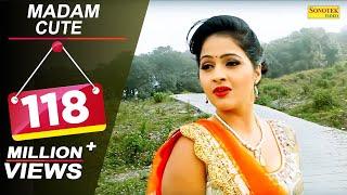 Madam Cute | Uttar Kumar Dhakad Chhora, Kavita Joshi | Tarun, Ruchika Jangid | Haryanvi Video Songs