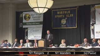 Star-studded evening at the 72nd Norfolk Sports Jamboree
