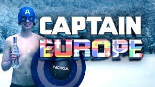 Captain Europe (Captain America Parody)