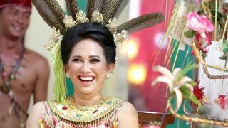 Karina & Mike | Adat Dayak Maanyan Kalimantan Tengah