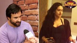 Saif Ali Khan Worried About Sara Ali Khan