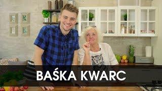 BAŚKA KWARC - Wianek z ciasta francuskiego   Damian Kordas Smakuje
