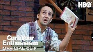 I Do Not Like This Man ft. Lin-Manuel Miranda   Curb Your Enthusiasm   Season 9