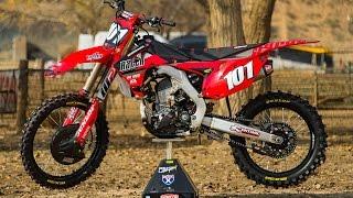 Racer X Films: 2016 Honda CRF250R
