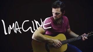 Imagine - John Lennon | Solo Fingerstyle Guitar Version