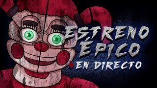 FIVE NIGHTS AT FREDDY'S SISTER LOCATION: ESTRENO ÉPICO - NOCHE 1 Y 2 - iTownGamePlay FNAF SL