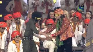Ranveer Singh Dance Performance at Filmfare Awads 2014
