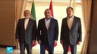تناغم في المواقف الروسية-التركية-الإيرانية بشأن سوريا؟